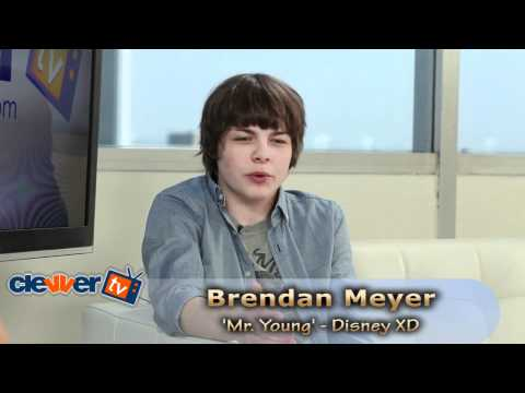 Brendan Meyer Talks