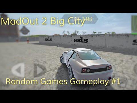 MadOut 2 Big City Online | Random Games Gameplay #1!