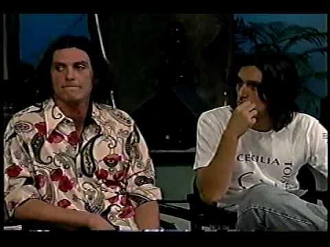 Caifanes 1994 en En Vivo Entrevista 1