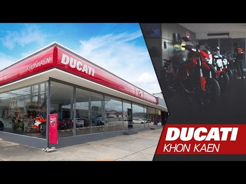 Ducati ขอนแก่นโชว์รูมระดับ High Class ของเหล่าไบค์เกอร์ขอนแก่น By BoxzaRacing