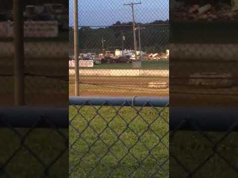 B main. Mercer raceway Park 7/13/19