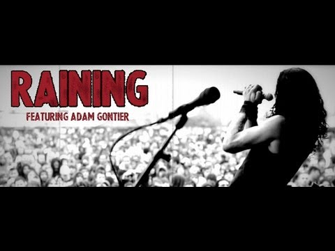 Art of Dying - Raining (Featuring Adam Gontier) Official Lyric Video