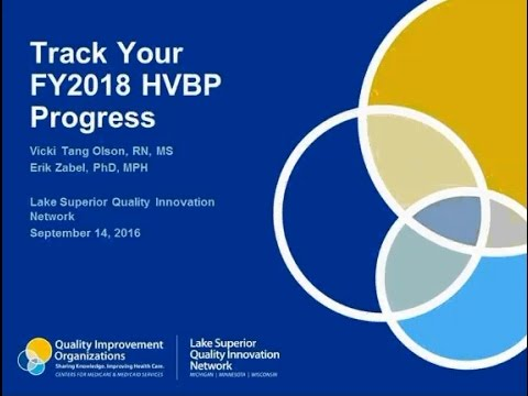 Track Your FY2018 HVBP Progress