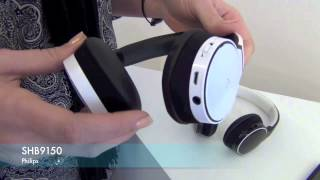 Casque audio Philips SHB9150 - presentation FR