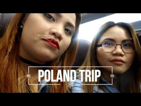 Vlog #2 Weekend Trip to Gdansk, Poland | Ezradiant