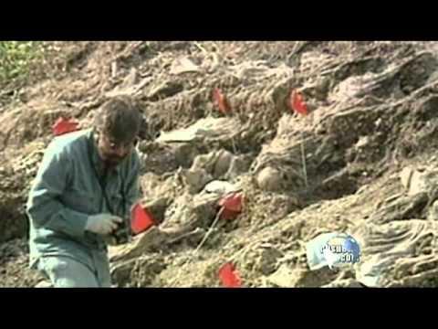 Reporting the genocide in Srebrenica, Bosnia