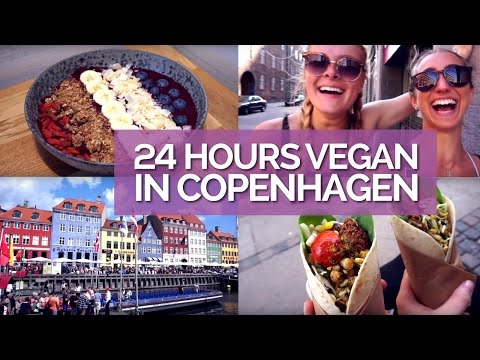 24 Hours Vegan in Copenhagen