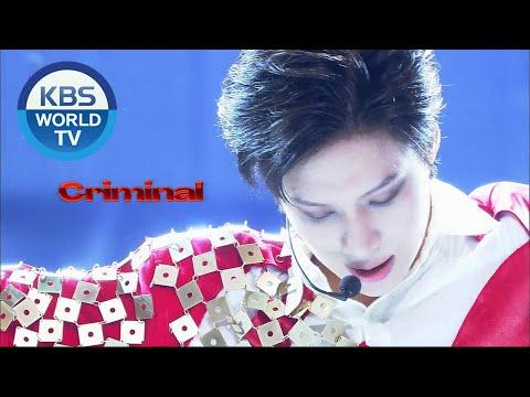 TAEMIN(태민) - Criminal [Music Bank / 2020.09.18]