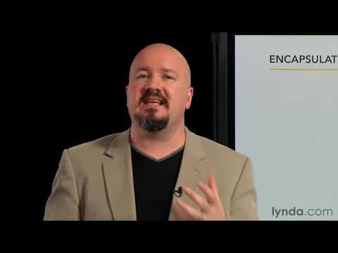 Computer programming: What is object-oriented language?   lynda.com overview