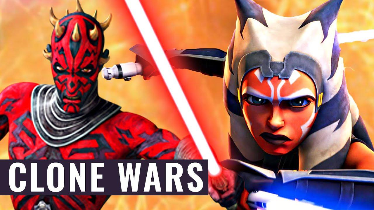 Download Clone Wars: Besser als die Prequels und ein Muss für alle Star Wars Fans