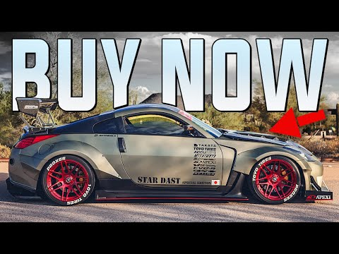 7 CHEAP Sports Cars That Could Earn You Money $$$