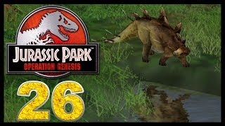Jurassic Park: Operation Genesis - Episode 26 - Cute little dinosaurs