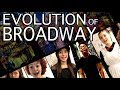 EVOLUTION OF BROADWAY! Ft. Dear Evan Hansen, Les Mis, Rent, Hamilton & More | Spirit YPC