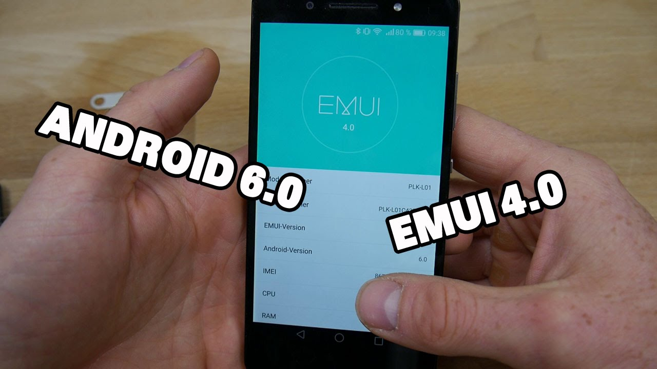 Phone How To Upgrade My Android Phone To 4.0 tutorial honor 7 update emui 4 0 android 6 marshmallow deutsch deutsch