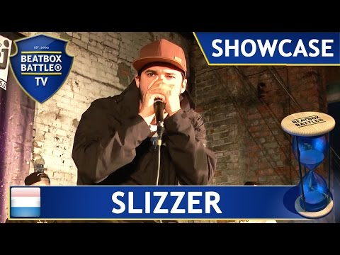 Slizzer from Luxembourg - Showcase - Beatbox Battle TV