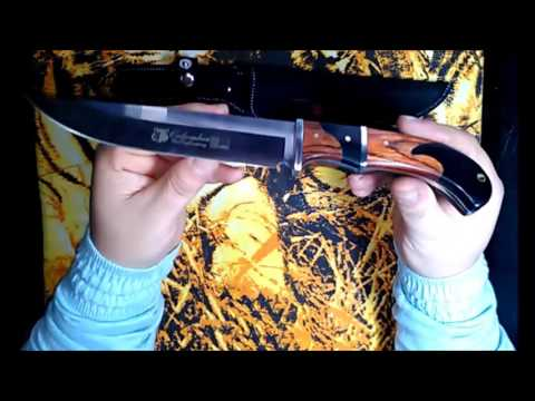 Охотничий нож Columbia USA saber №G17