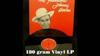 Johnny Horton Vinyl.mpg