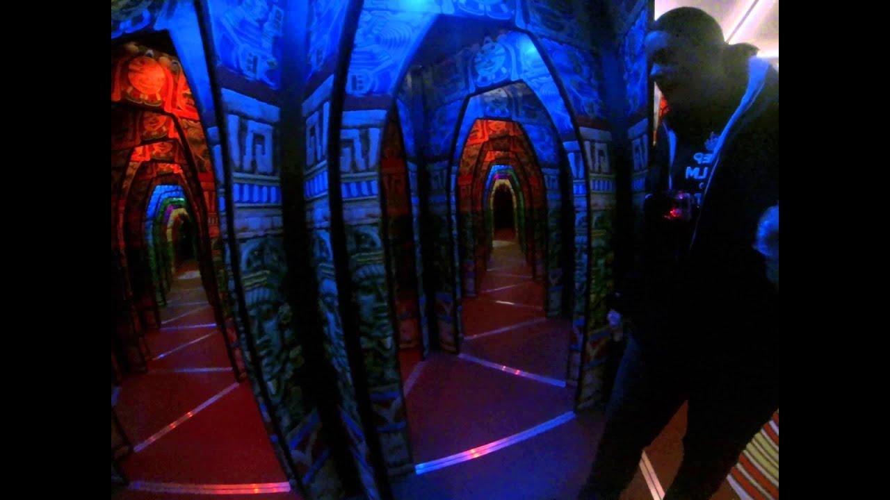 El secreto de los mayas port aventura 2013 youtube for Bazzel el jardin de los secretos
