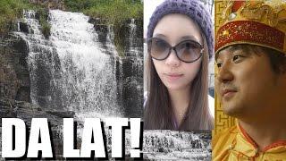 Da Lat, My Fav. City? DU LICH VIETNAM VUI LAM! Yeu Da Lat! (1st Vietnamese Vlog) #40