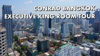 CONRAD BANGKOK - Executive King Room Tour