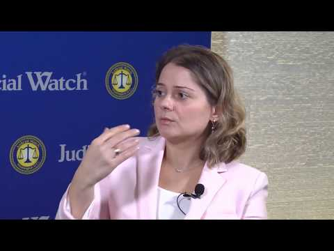 Inside Judicial Watch: Bruce Ohr, Fusion GPS, & the DNC-Funded Trump Dossier