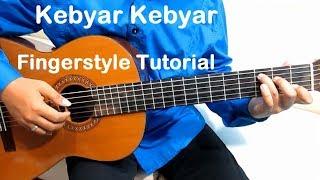 Belajar Gitar Kebyar Kebyar - Kebyar Kebyar Fingerstyle Guitar Mudah & Simpel Un