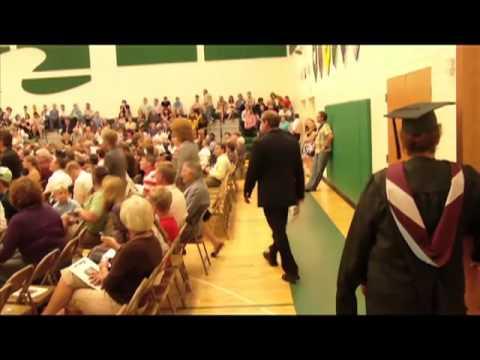 Black River Public School graduation: Class of 2010