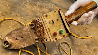 restoration plastic welding tool  restore PPR Plumber tools