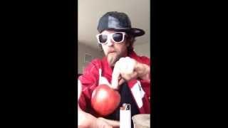 How Deekie Do It: Maĸing an Apple Pipe