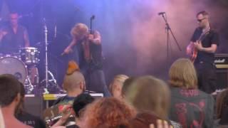 Demented Are Go - Retard Whore (Fest Pod Parou 2016 Vyškov, Czech Republic) [HD]