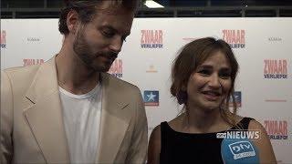 11-10-2018 DTV Den Bosch - Première film Zwaar Verliefd [met ondertiteling]