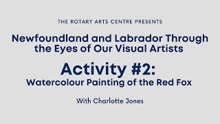 Newfoundland and Labrador Through the Eyes of our Visual Artists: Activity #2