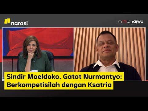 Sindir Moeldoko, Gatot