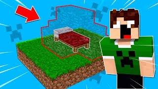 COMO FAZER PROTEÇÃO INVISÍVEL NO BEDWARS !! - Minecraft