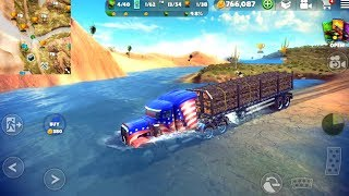 off The Road #7 Truck - Open World Off Road Driving Simulator - Android Gameplay FHD