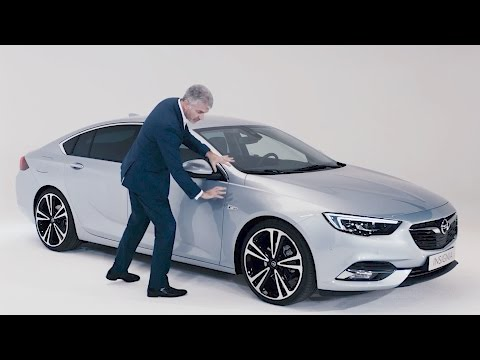 2017 Opel/Vauxhall Insignia Grand Sport - Design Walk Around