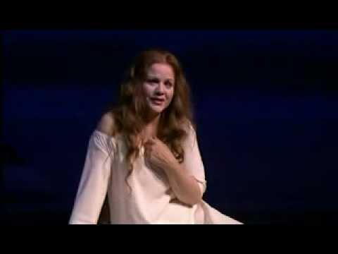 Renee Fleming - Rusalka - Canción a la luna (SUBTITULADA)