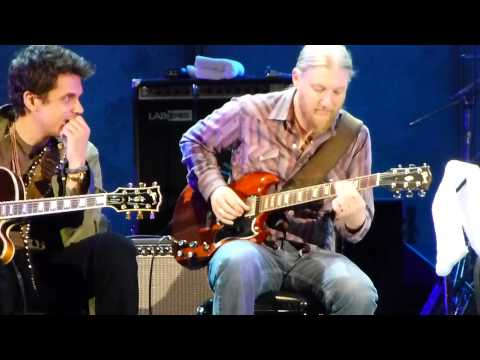 BB King with John Mayer, Tedeschi Trucks, Finale, Hollywood Bowl 9-5-12 part 1
