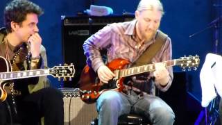 BB King with John Mayer Tedeschi Trucks Finale Hollywood