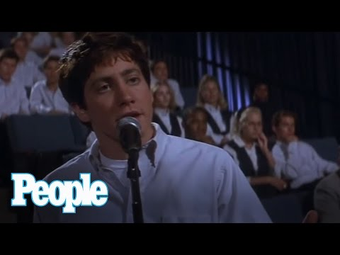 """Jake Gyllenhaall On """"Donnie Darko""""   The Jess Cagle Interview   PEOPLE"""
