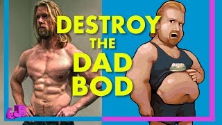 Dad Bod to Buff Dude | Family Man Get Fit Guide