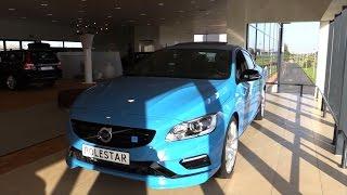 Volvo S60 Polestar 2014 Videos
