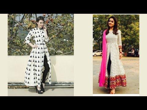 Summer Comfortable Cotton Kurti Designs 2019 | Indian Fashion 2019