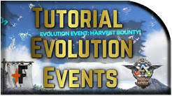 ARK SotF Evolution Event Tutorial ( Ark Survival of the Fittest )