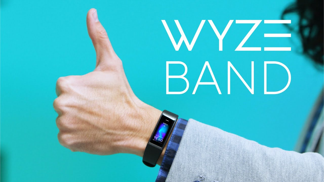 Wyze Band - Control your smart home from your wrist
