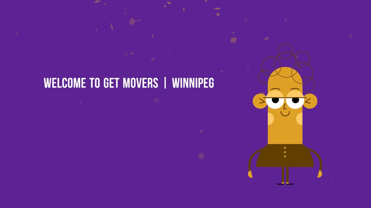 Get Movers Winnipeg MB - Moving Company