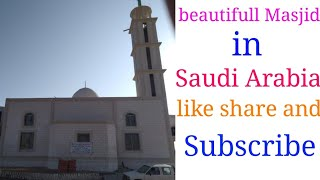 beautifull Masjid in Saudi Arabia I hope you like it friends 😘