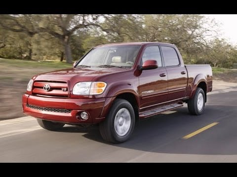 2005 Toyota Tundra Start Up And Review 4 7 L V8 Youtube
