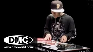 DJ Q-Bert - DMC World Champion! Performing @ DMC World Finals 2012 - 27/28 September