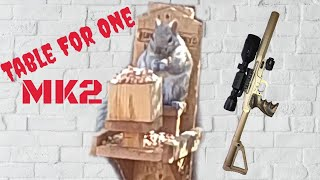 Squirrel Pest Control with airguns - EDgun Leshiy and ATN X Sight 4K Pro